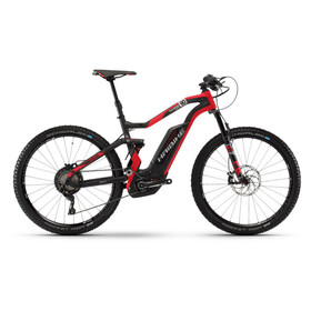 HAIBIKE XDURO FullSeven Carbon 9.0 E-MTB Full Suspension red/black